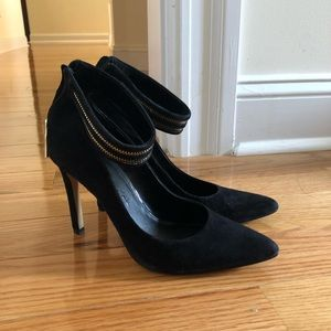 Banana republic stilettos sz 7